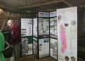 Abberley and Malvern Hills Geopark display