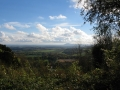View from Abberley Hill, Worcestershire