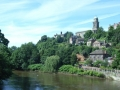 Bridgnorth Cliffs. Shropshire.