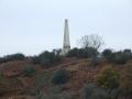 The Obelisk in Eastnor Deerpark, Herefordshire