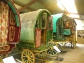 Nationally important Gypsy Caravan collection