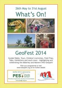 GeoFest poster 2014