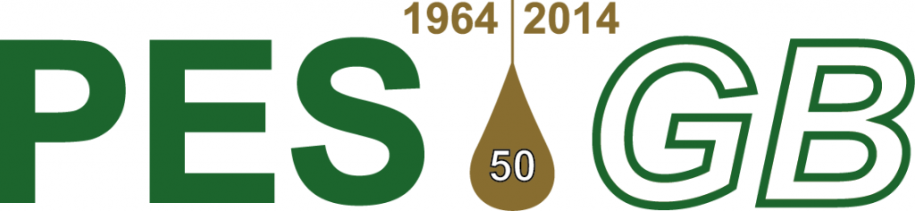 PESGB Logo 50th