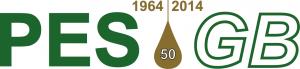 PESGB Logo 50th