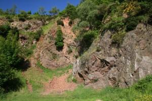 Gardiners Quarry Champions Site