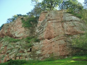 Blackstone Rock, Bewdley