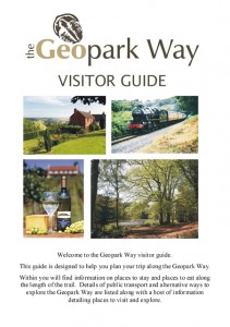 Geopark Way 20 page Visitor Guide