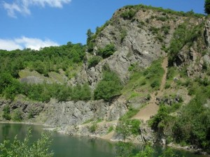 Gullet Quarry, Malvern Hills