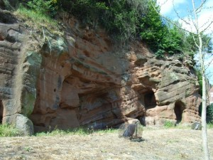 Lavingtons Cave, Bridgnorth