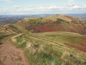 North and End Hills, Malverns
