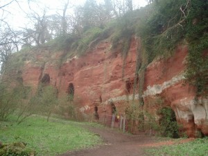 Redstone Rock