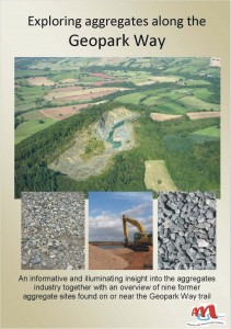 Exploring Aggregates along the Geopark Way booklet