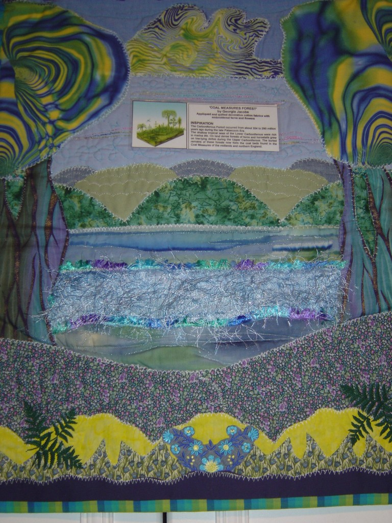 Geopark Textiles Project 009